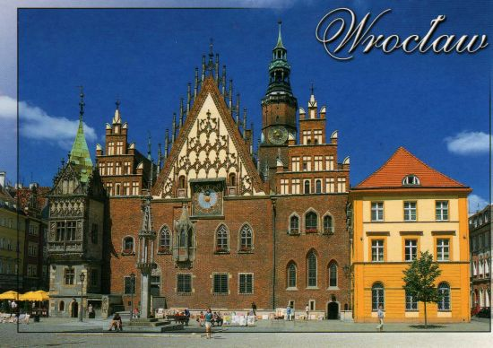 002 Apr4&5Wroclaw Town Hall