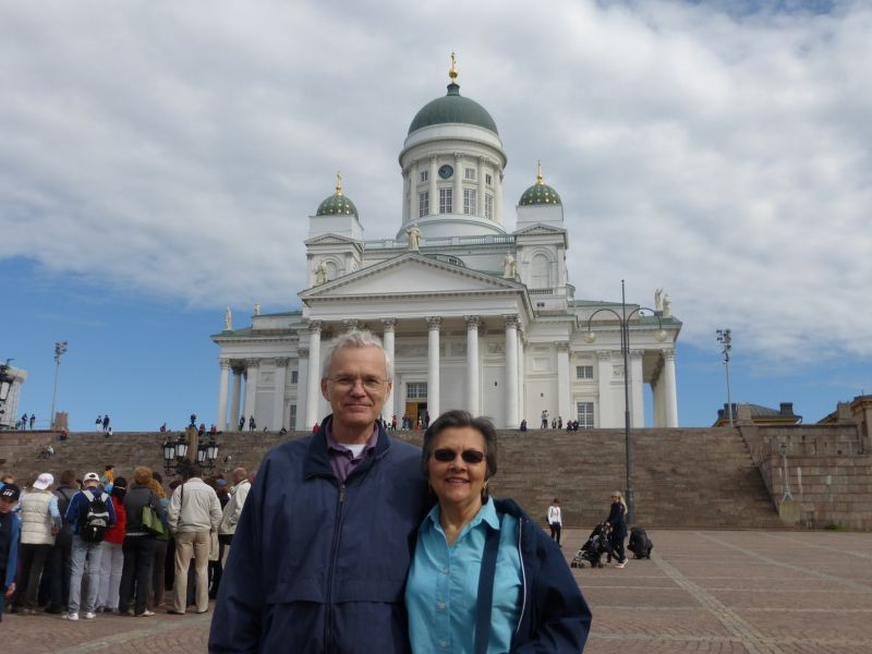 00 Helsinki Cathedral and Senate Square-w Hanhams
