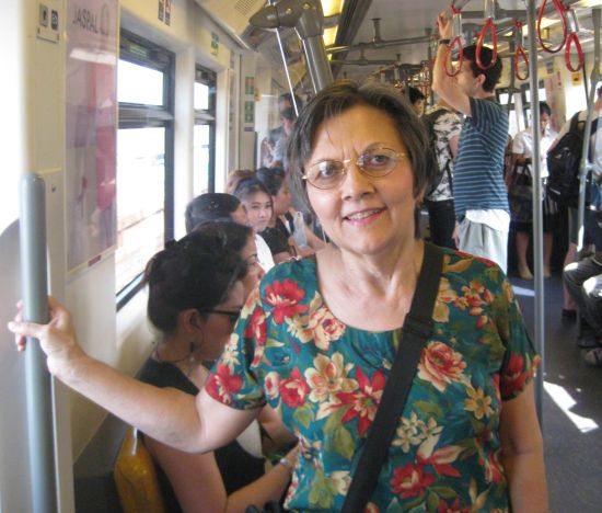 013_201204_29 Suzanna on Sky Train BKK_SM
