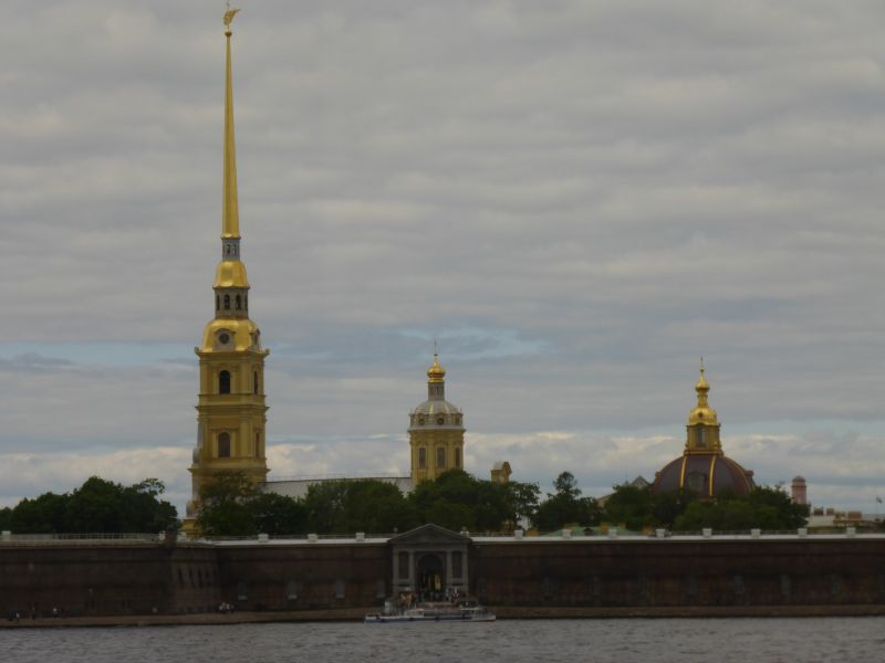 01 St Petersburg-Peter & Paul Fortress, Cathedral and Gate of Death