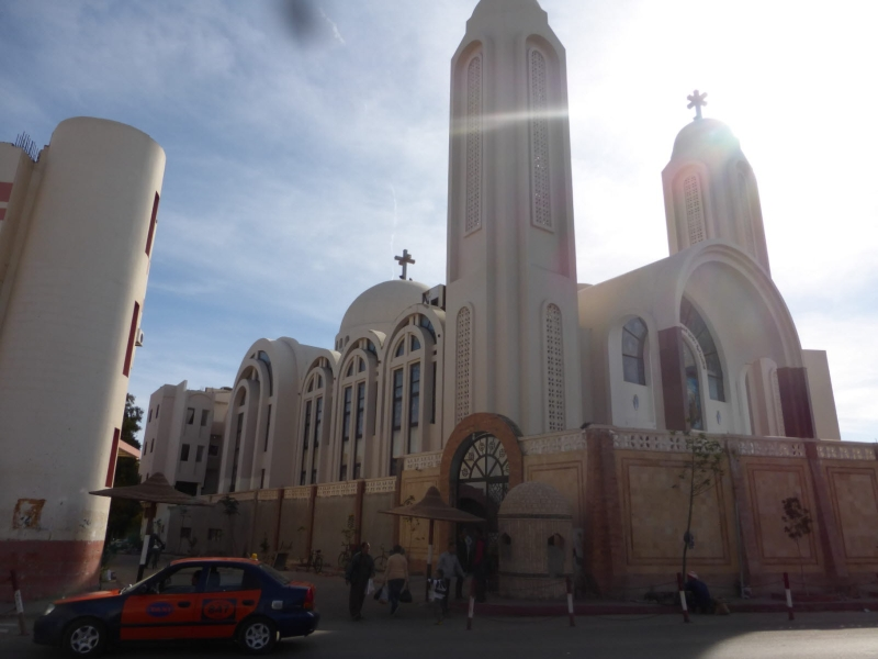 02 201412_21 Hurghada Coptic Church