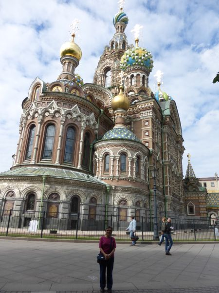 05 St Petersburg-Spilled Blood Cathedral