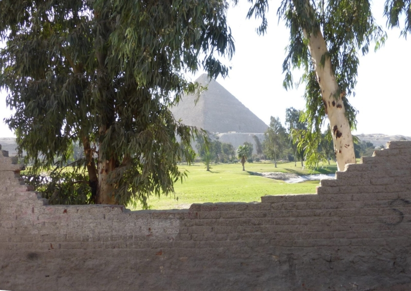 08 201412_29 Old Cairo - view of nearby Pyramids