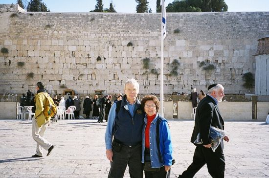 14-110906 Old Jerusalem, Wailing Wall (1)