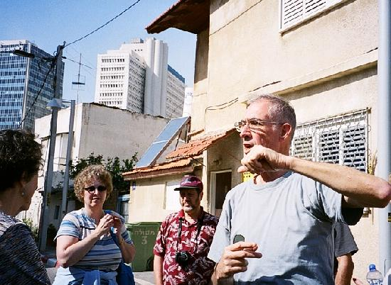 19-110406 Walking Tour of Neve Zedek, Tel Aviv (1)