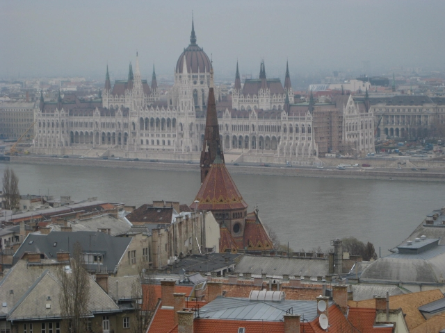 201311_30 00 View from Buda of the Budapest Parliament building