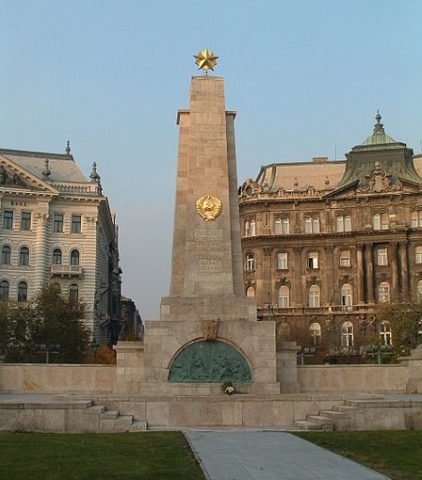 201311_30 27 Budapest-memorial of the victory of Soviet Army over Nazi Germany and liberation of Hungary