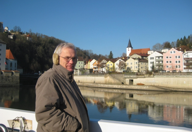 40 Passau-View from the Cruise ship